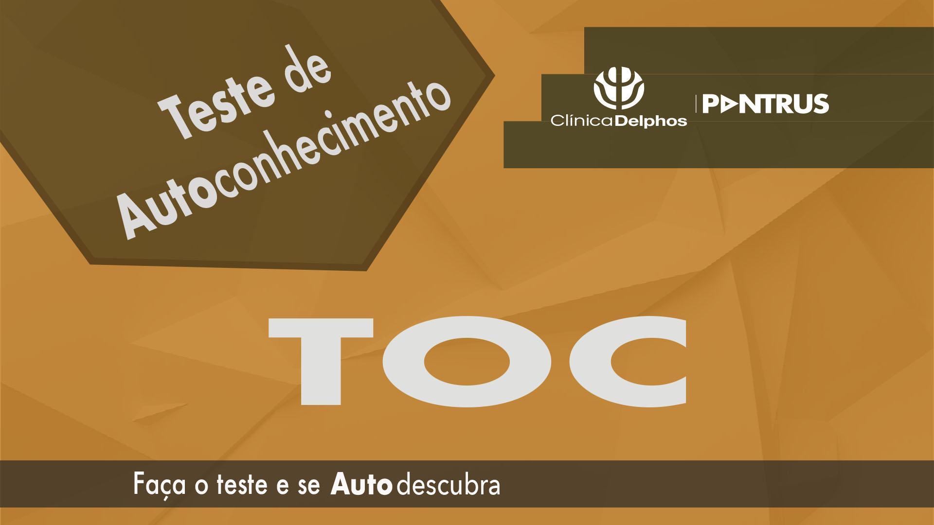 Teste TOC