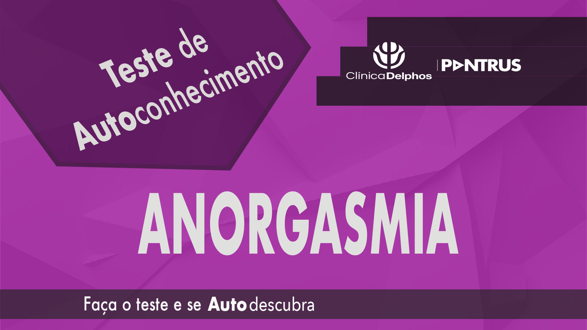 Teste Anorgasmia