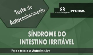 Teste Síndrome do Intestino Irritável