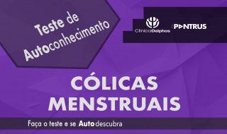 Teste Cólicas Menstruais