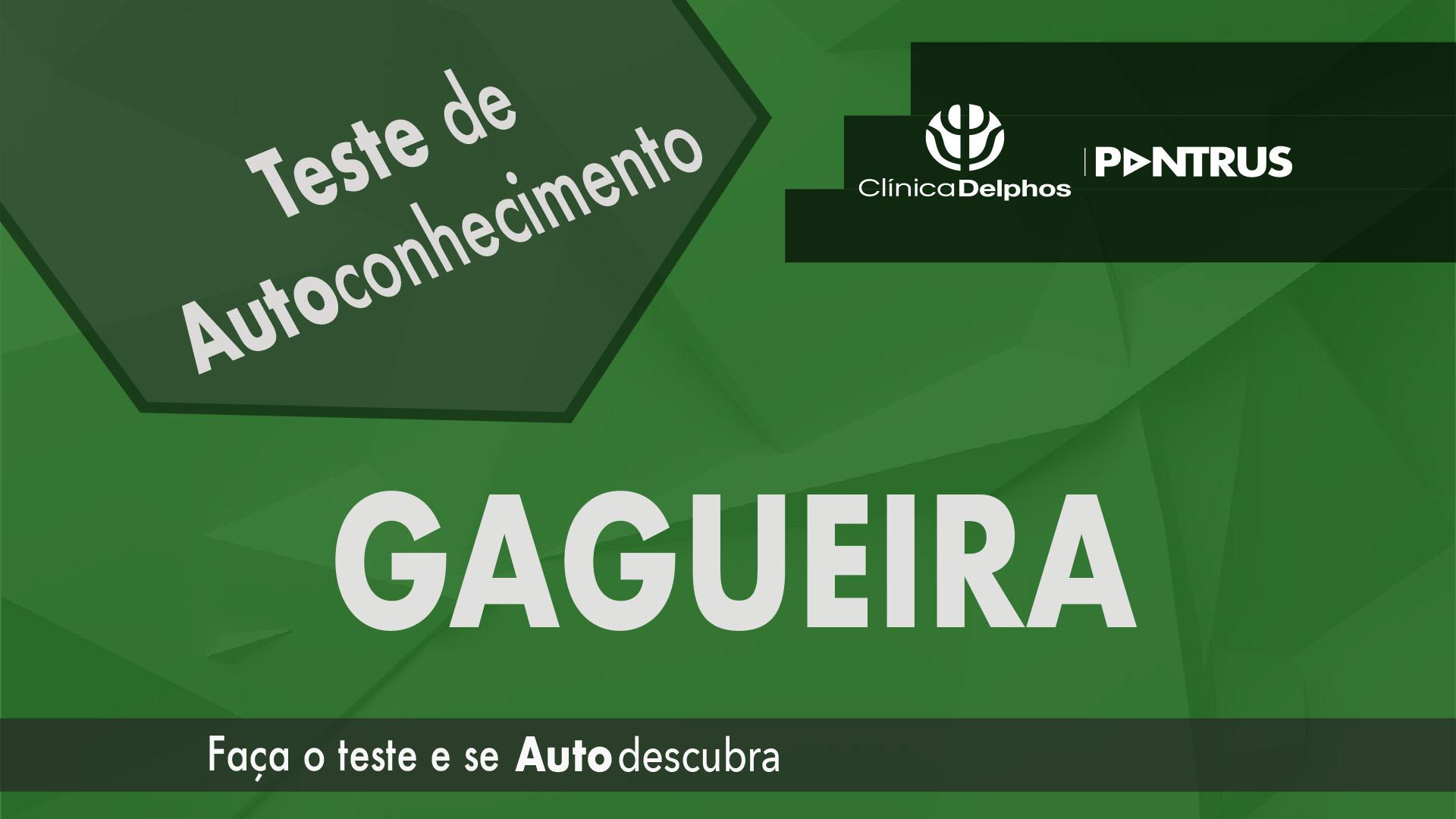 Teste Gagueira